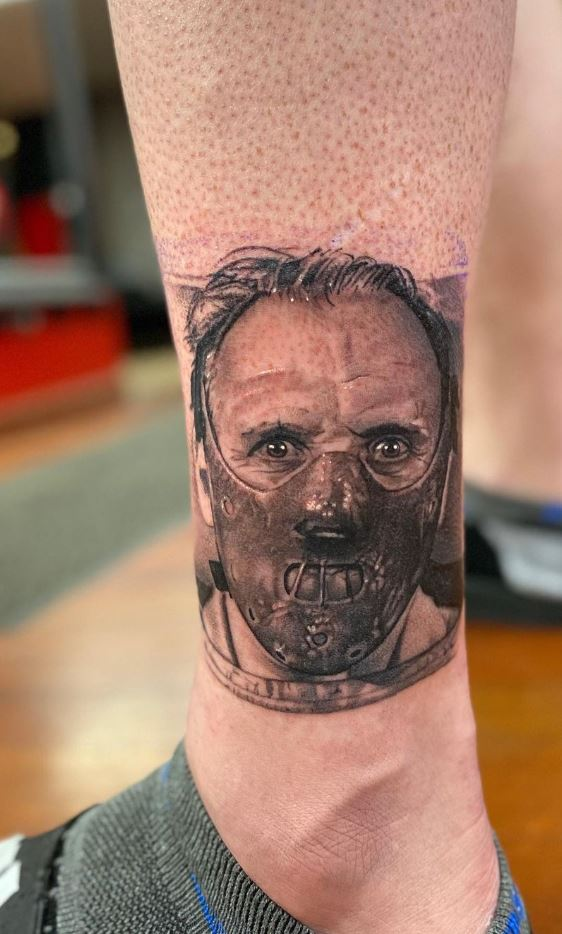 Hannibal Lecter Tattoo