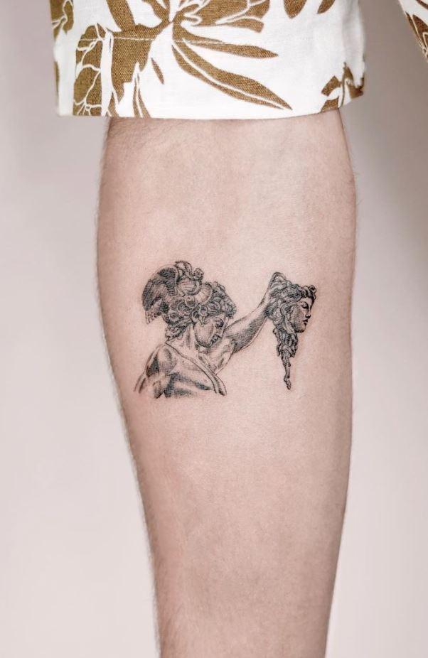 Perseus Tattoo